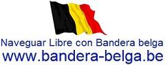 Navegar con bandera belga