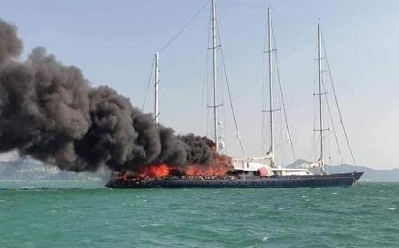 Mar Abierto - El 'Club Mediterranée' en llamas