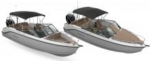 Mar Abierto - Las Quicksilver Activ 605 Bow Rider y Activ 605 Cruiser harán su d