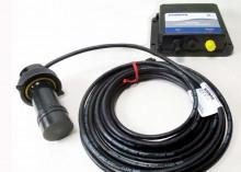 Mar Abierto - El transductor UST800 de Airmar funciona por ultrasonidos, con sen