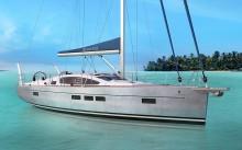 Mar Abierto - Una estética moderna para el Allures 40.9, diseñado por Berret-Rac