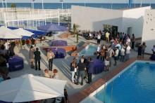 Mar Abierto - Socios y simpatizantes del Club Nàutic Premià acompañaron a la dir