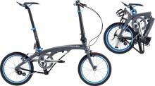 Mar Abierto - Dahon eezz: Plegado rápido y bajo peso en una bici muy adaptada al