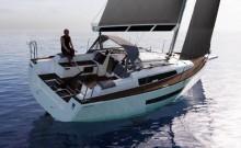 Mar Abierto Umberto Felci, diseñador del Dufour 32, adelanta prestaciones muy co