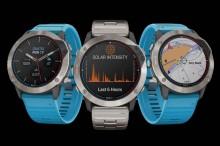 Mar Abierto - La carga solar del Garmin quatix6 lleva la autonomía de las baterí