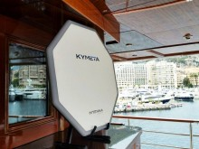 Mar Abierto - Recepción simultánea de Internet y de las señales TV satelitales c