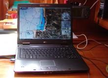 Primera prueba del MaxSea Time Zero en Mar Abierto