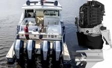 Mar Abierto - Máxima potencia del nuevo Mercury en una mecánica moderna que estr