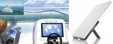 Mar Abierto - La mTenna está especialmente indicada para vehículos en movimiento
