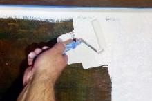 Mar Abierto - la pintura es un acabado sencillo, barato y resultón.