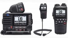 Mar Abierto - La Standard Horizon GX-6500E es un VHF/DSC con receptor GPS y tran