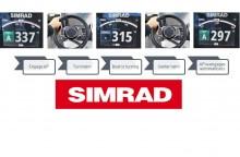 Mar Abierto SteadySteer de Simrad permite controlar el piloto automático con l