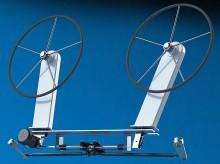 Mar Abierto - El Jefa Steering Traveller simplifica mucho el mecanismo de las do