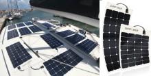 Mar Abierto - Los paneles SunPower se fabrican en cuatro tallas, con potencias d