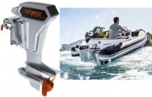 Mar Abierto - Los motores eléctricos, como el Torqeedo 10.0R, ofrecen un funcion