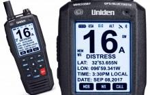 Mar Abierto - El Uniden MHS335BT es un VHF portátil de altas prestaciones que ti