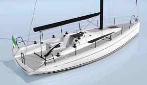 Mar Abierto - El Italia 11.98 se postula como un crucero/regata en versión siglo