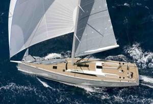 Mar Abierto - Lineas modernas y un concepto de crucero/regata para tripulación f