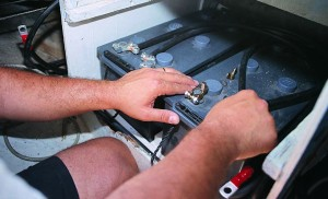 Mar Abierto - Las baterías convencionales de ácido son pesadas, lentas de recarg