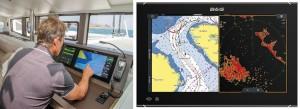 Mar Abierto - Los B&G Zeus3_S Glas Helm se adaptan a los requerimientos de los b