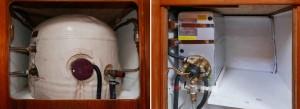 Mar Abierto - El antes y el después de la renovación del calentador original del
