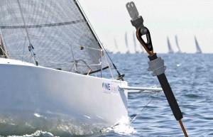 Mar Abierto - Colligo ELHF, un almacenador de velas de proa para barcos de regat