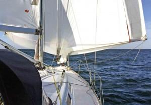 Mar Abierto - La botavara Dutchmar Zoom permite llegar a un 110 % de superficie