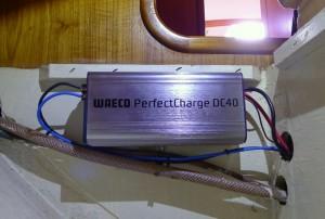 Mar Abierto - El Perfect Charge de Waeco es un equipo fiable, efectivo y sencill