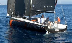 Mar Abierto - Los foils en 'jarra' son la gran novedad del Figaro 3 de Bénéteau.