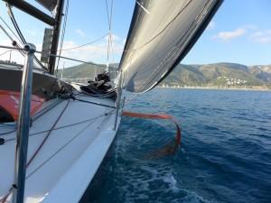 Mar Abierto - La misión de los foils del Figaro 3 es garantizar el par adrizante