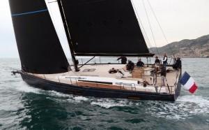 Mar Abierto - La unidad probada llevaba prácticamente todos los extras de la lis