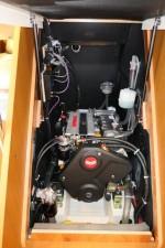 Mar Abierto La motorización estándar del First Yacht 53 es un Yanmar de 80 CV, c