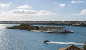 Mar Abierto - La Illa Plana, en el Port de Maó, revertirá a la náutica deportiva