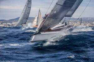 Mar Abierto - Formar un grupo de clasificación con las tripulaciones más novatas