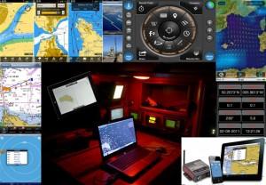 Mar Abierto - La oferta de Apps para navegación va creciendo de forma imparable.
