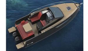 Mar Abierto - Nueva Nuva M8 en versión Dark Edition