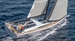 Mar Abierto - El OC 51.1 es un velero que entra por los ojos. La amplitud de la
