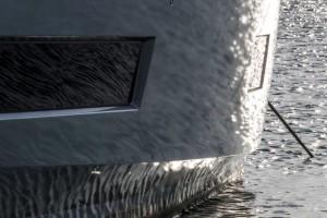 Mar Abierto - La concavidad del casco es una singular solución para ganar habita