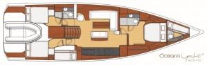 Mar Abierto - La segunda versión del OY62 habilita una cabina doble con literas