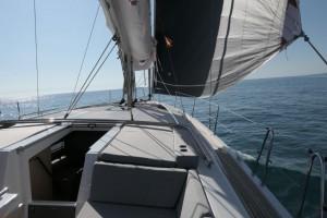 Mar Abierto - Con el Código 0 o el asimétrico, el OC 46.1 consigue arrancar incl