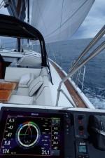 Mar Abierto - Las prestaciones con poco viento se alegran sensiblemente desplega