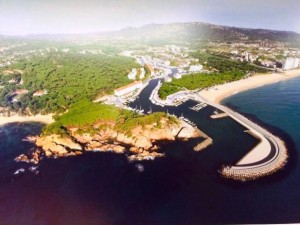 Mar Abierto - La nueva bocana del proyecto de Port d'Aro mejora la protección y
