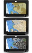 Mar Abierto - Las nuevas cartas LightHouse permiten alternar entre la visión tra