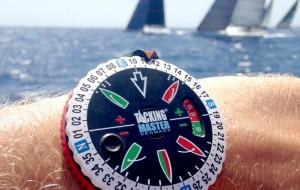 Mar Abierto - Tacking Master; la estrategia de regata en la pulsera