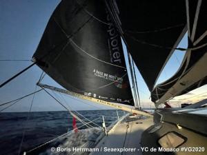 Mar Abierto - Los pilotos automáticos tienen su punto más delicado navegando fue