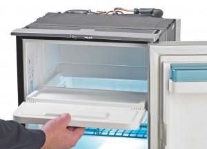 Mar Abierton - El congelador desmontable patentado es una de los secretos de la