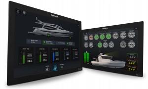 Mar Abierto - El monitoreo y control de los equipamientos del barco se visualiza