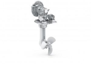 Mar Abierto - La nueva transmisión Saildrive SD15 de Yanmar se adapta a potencia