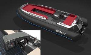 Mar Abierto - Calidad de fabricación, propulsor moderno y ecológico y alto nivel