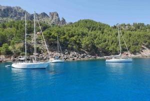 Cala Tuent es una  de mis calas preferidas en Mallorca